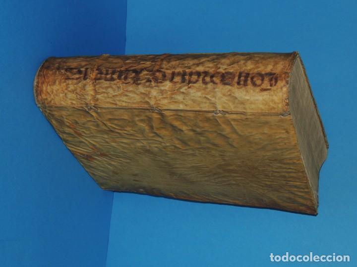 Libros antiguos: CONCORDANTIAE UTRIUSQUE IURIS, CIVILIS, ET CANONIC.- SEBASTIANO XIMENEZ TOLETANO (AÑO 1611) - Foto 2 - 260387965