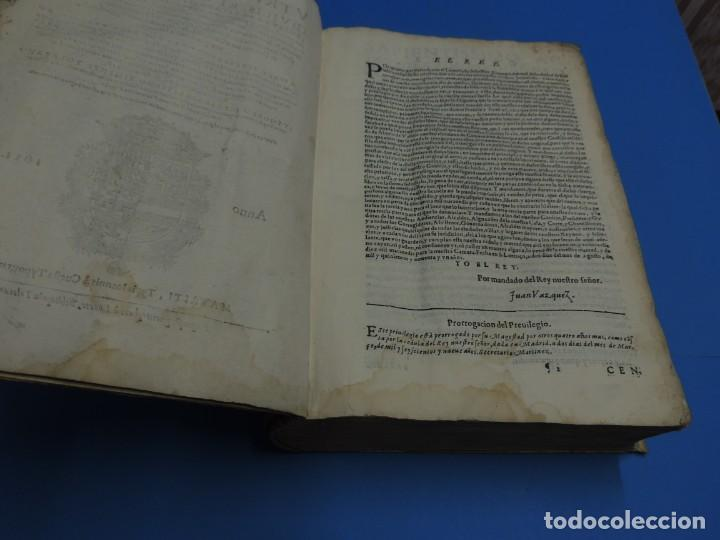 Libros antiguos: CONCORDANTIAE UTRIUSQUE IURIS, CIVILIS, ET CANONIC.- SEBASTIANO XIMENEZ TOLETANO (AÑO 1611) - Foto 6 - 260387965