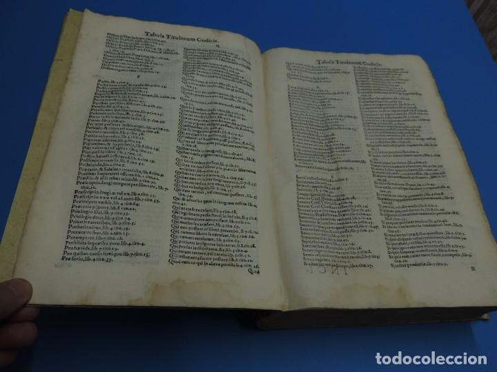 Libros antiguos: CONCORDANTIAE UTRIUSQUE IURIS, CIVILIS, ET CANONIC.- SEBASTIANO XIMENEZ TOLETANO (AÑO 1611) - Foto 11 - 260387965