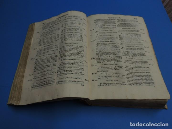 Libros antiguos: CONCORDANTIAE UTRIUSQUE IURIS, CIVILIS, ET CANONIC.- SEBASTIANO XIMENEZ TOLETANO (AÑO 1611) - Foto 14 - 260387965