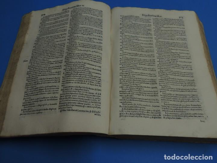 Libros antiguos: CONCORDANTIAE UTRIUSQUE IURIS, CIVILIS, ET CANONIC.- SEBASTIANO XIMENEZ TOLETANO (AÑO 1611) - Foto 15 - 260387965