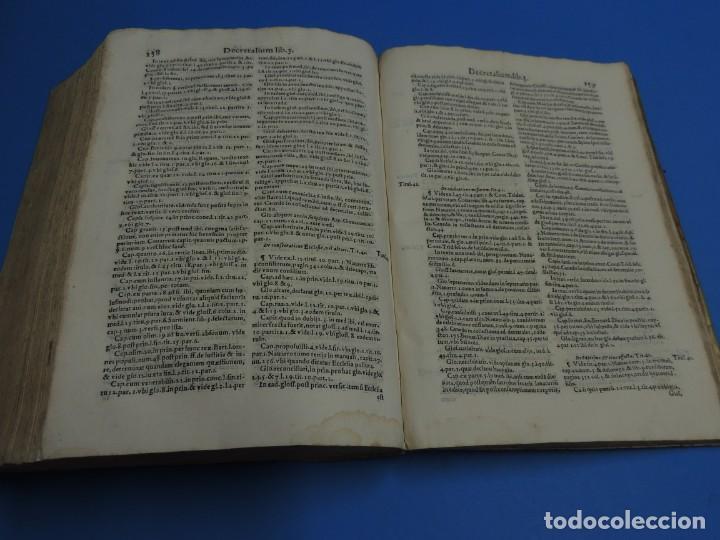 Libros antiguos: CONCORDANTIAE UTRIUSQUE IURIS, CIVILIS, ET CANONIC.- SEBASTIANO XIMENEZ TOLETANO (AÑO 1611) - Foto 20 - 260387965