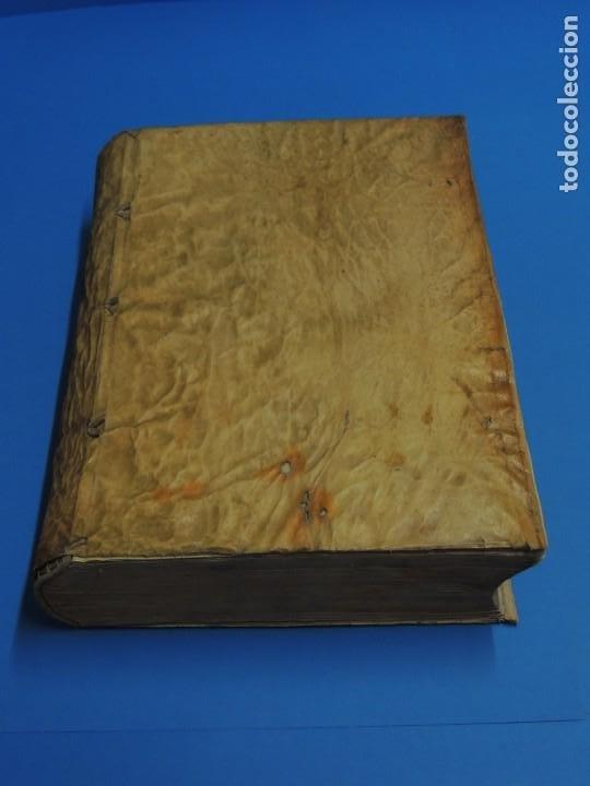 Libros antiguos: CONCORDANTIAE UTRIUSQUE IURIS, CIVILIS, ET CANONIC.- SEBASTIANO XIMENEZ TOLETANO (AÑO 1611) - Foto 22 - 260387965