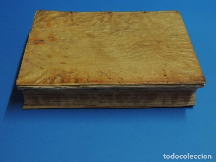 Libros antiguos: CONCORDANTIAE UTRIUSQUE IURIS, CIVILIS, ET CANONIC.- SEBASTIANO XIMENEZ TOLETANO (AÑO 1611) - Foto 23 - 260387965