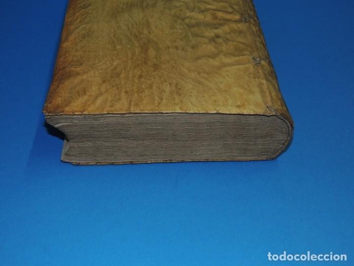 Libros antiguos: CONCORDANTIAE UTRIUSQUE IURIS, CIVILIS, ET CANONIC.- SEBASTIANO XIMENEZ TOLETANO (AÑO 1611) - Foto 24 - 260387965