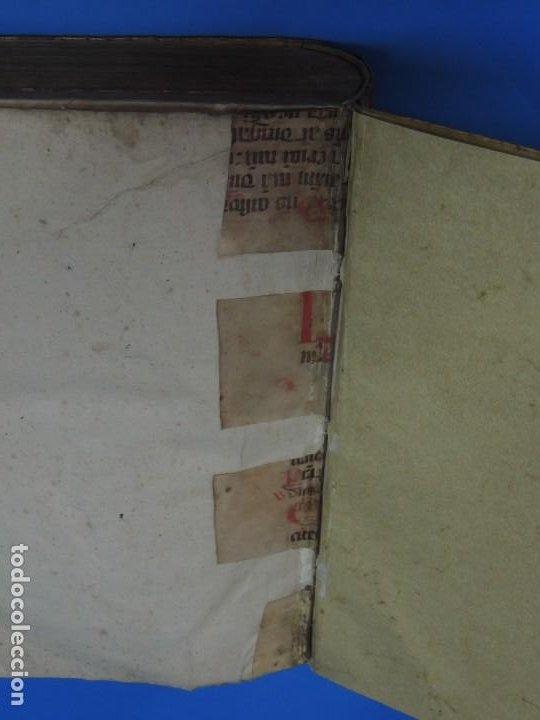 Libros antiguos: CONCORDANTIAE UTRIUSQUE IURIS, CIVILIS, ET CANONIC.- SEBASTIANO XIMENEZ TOLETANO (AÑO 1611) - Foto 25 - 260387965