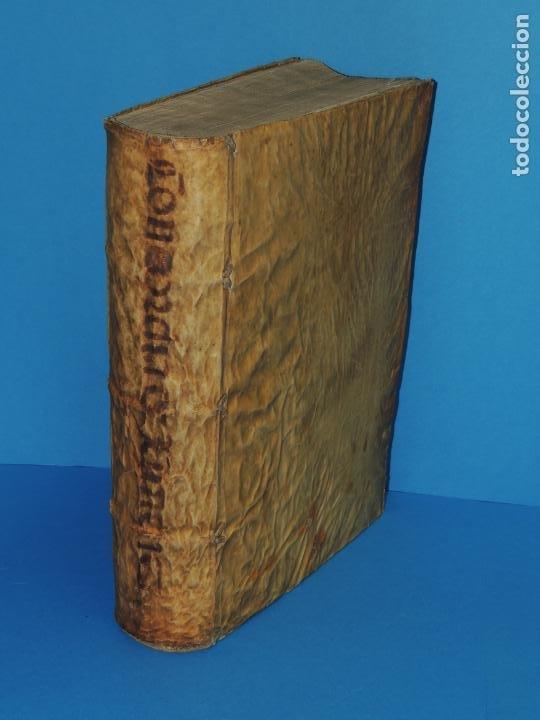 CONCORDANTIAE UTRIUSQUE IURIS, CIVILIS, ET CANONIC.- SEBASTIANO XIMENEZ TOLETANO (AÑO 1611) (Libros Antiguos, Raros y Curiosos - Ciencias, Manuales y Oficios - Derecho, Economía y Comercio)