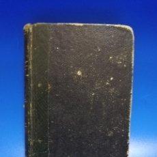 Libros antiguos: DEBE Y HABER. D. FRANCISCO MENDIALDUA. TOMO TERCERO. CADIZ. 1862. PAGS. 358.. Lote 260806400