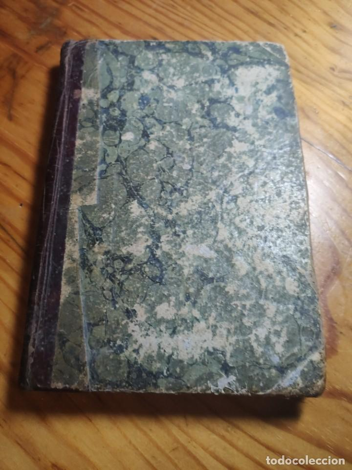 MANUAL DEL JUEZ DE PAZ, CELESTINO MAS Y ABAD 1855 DERECHO Y LEYES (Libros Antiguos, Raros y Curiosos - Ciencias, Manuales y Oficios - Derecho, Economía y Comercio)