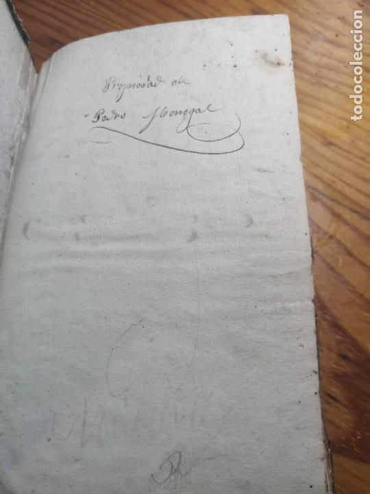 Libros antiguos: Manual del Juez de Paz, Celestino Mas y Abad 1855 Derecho y Leyes - Foto 2 - 261305610