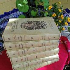 Libros antiguos: NOVÍSIMA RECOPILACIÓN DE LAS LEYES DE ESPAÑA. Lote 261992485