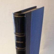 Libros antiguos: 1914 PARTICION DE HERENCIAS ENTRE LOS MUSULMANES DEL RITO MALEQUI. TEXTO ÁRABE, TRADUCCIÓN Y ESTUDIO. Lote 263165730
