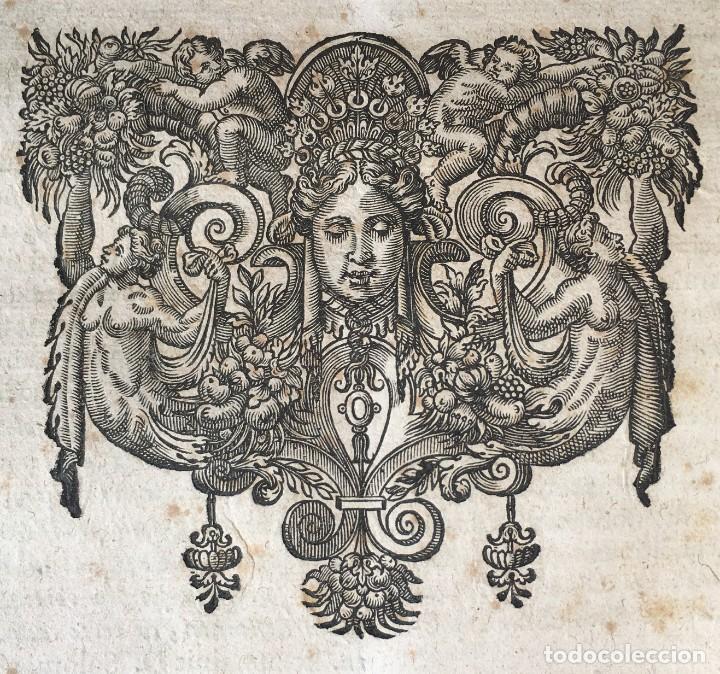 Libros antiguos: Año 1683 - TRACTATUS DE CESSIONE IURIUM - Alfonso de Olea - Pergamino - Derecho - Folio - Valladolid - Foto 36 - 267018889