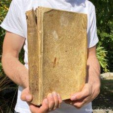 Libros antiguos: AÑO 1674 - PRAXIS CIVILIS - LLUIS DE PEGUERA - DERECHO CIVIL - MANRESA - PERGAMINO - FOLIO. Lote 267072039