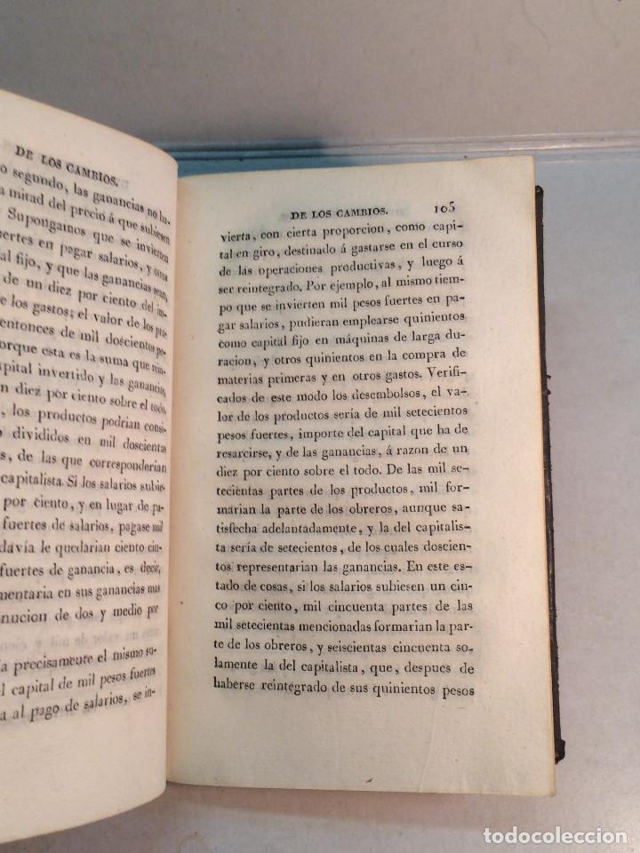 Libros antiguos: J. Mill: Elementos de economía política (1831) - Foto 3 - 269083448