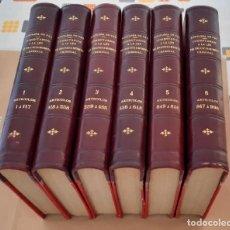 Libros antiguos: ENRIQUE AGUILERA DE PAZ COMENTARIOS A LA LEY DE ENJUICIAMIENTO CRIMINAL 1924. Lote 270362388