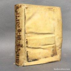 Libros antiguos: AÑO 1672 - ALFONSO PEREZ DE LARA - COMPENDIUM VITAE HOMINIS IN IURE FORI ET POLI - DERECHO - TOLEDO. Lote 271505168