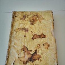 Libros antiguos: AÑO 1605 PERGAMINO CONSILIORUM SIVE RESPONSORUM IACOBI MENOCHII PAPIENSIS LIBRO TERCERO BUEN ESTADO. Lote 276660943