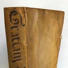 Libros antiguos: STEPHANI GRATIANI, ROMANI I.V.D. DISCEPTATIONUM FORENSIUM IUDICIORUM, TOMUS PRIMUS. IN QUIBUS QUAE... Lote 277581468