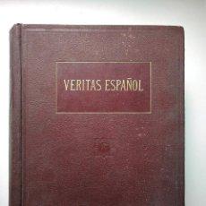 Libros antiguos: VERITAS ESPAÑOL (1906) - ANUARIO FINANCIERO, INDUSTRIAL Y COMERCIAL DE ESPAÑA. Lote 280811803