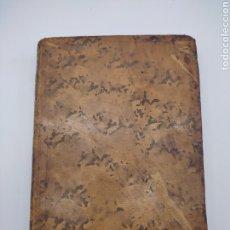 Libros antiguos: DÈCADA LEGAL AÑO 1786 POR RAMÓN CORTINAS DOS PARTES EN EL MISMO VOLUMEN. Lote 284555393