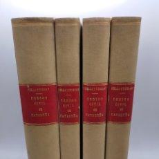 Libros antiguos: CÓDIGO CIVIL DE CATALUÑA 1916 JOSÉ PELLA.. Lote 285058878