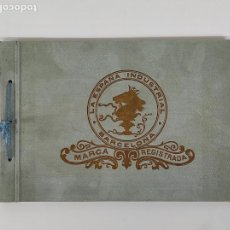 Libros antiguos: LIBRO + SUPLEMENTO FOTOGRÁFICO - LA ESPAÑA INDUSTRIAL, S.A. BARCELONA 1847-1929 (82º ANIVERSARIO). Lote 285960068