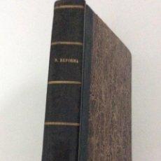 Libros antiguos: DECRETO DE 21 DE MAIO DE 1841, QUE CONTÉM A NOVISSIMA REFORMA OM OS MAPPAS DA DIVISÃO...1850. Lote 286237088