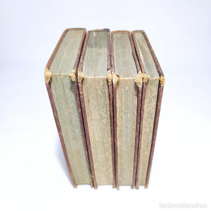 Libros antiguos: Lecciones elementales de derecho civil. Dr. Salvador del Viso. 4 tomos. Valencia. 1868. - Foto 10 - 286275643