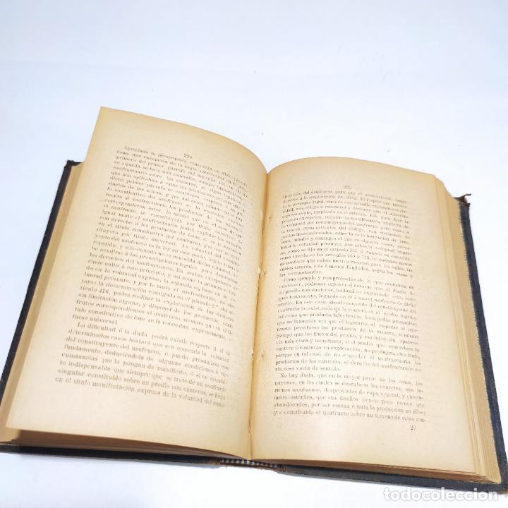 Libros antiguos: La propiedad minera ante la ley civil. Don Antonio Onofre Alcocer. Cartagena. 1897. - Foto 5 - 286283113