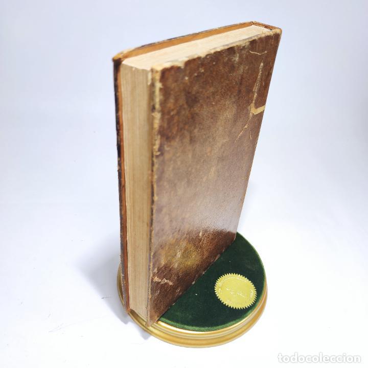 Libros antiguos: La Santa Biblia. De la vulgata latina y anotada. Ilmo. Sr. D. Felipe Scio de S. Miguel. Tomo II. Ant - Foto 7 - 286488143