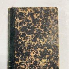 Libros antiguos: ELEMENTOS DERECHO ROMANO. TEORIA DE LA INSTITUTA. F. MACKELDEY. MADRID, 1886. PAGS: 540. Lote 287406503