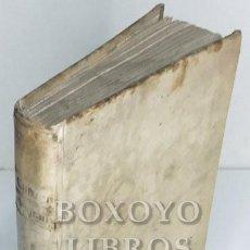 Libros antiguos: CAROCCI TUDERTINI, VICENTII [CAROCCIO, VINCENZO]. TRACTATUS DE IURAMENTO LITIS DECISORIO. 1596. Lote 288172248