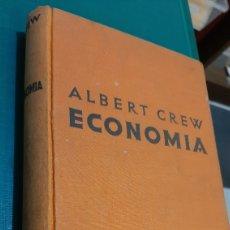 Libros antiguos: 1934 ALVERT CREW ECONOMÍA LABOR PARA ESTUDIANTES DE CONERCIO Y HOMBRES DE NEGOCIOS. Lote 288638223
