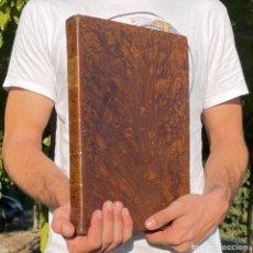 Libros antiguos: AÑO 1815 - FUERO JUZGO - DERECHO - VISIGODOS - LEGISLACIÓN HISPANO-GODA - FOLIO. Lote 289251273