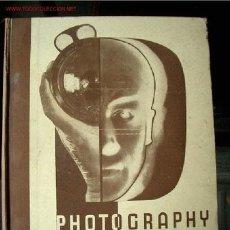 Libros antiguos: FOTOGRAFÍA DE LOS 30. PHOTOGRAPHY YEAR BOOK 1935. KORDA, E (EDITOR).. Lote 26929579