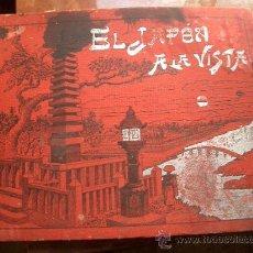 Livres anciens: MUY INTERESANTE EL JAPÓN A LA VISTA DE 1904 CON MUCHAS FOTOGRAFÍAS EN FOLIO. Lote 26552773
