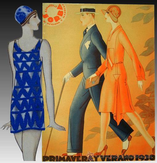 1930 catalogo de moda y objetos art deco ca comprar