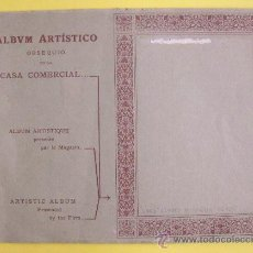 Libros antiguos: L-103 ALBUM ARTISTICO DE SEVILLA. OBSEQUIO DE ALMACENES. CIUDAD DE SEVILA - 1929.. Lote 23488948
