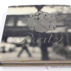 Libros antiguos: PRESÈNCIA DE JOAN PRATS, 1976. ALEXANDRE CIRICI, GALERIA JOAN PRATS.. Lote 26500692