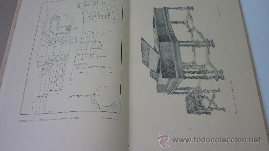 Libros antiguos: PROYECTOS DE MOBILIARIO Y DECORACION INGLESES. Ed. Canosa. Barcelona. 1929. Impecable, sin uso - Foto 3 - 27495759