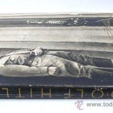 Libros antiguos: ADOLF HITLER. BILDERAUS DEM LEBEN DES FÜHRERS. HAMBURG, 1935. 24X42 CM. 131 PG.. Lote 29825854