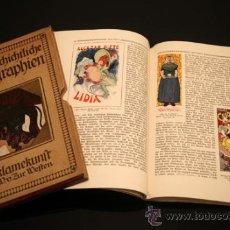 Livres anciens: KULTURGESCHICHTLICHE MONOGRAPHIEN,1914 W.V. ZUR WESTEN. CARTELISMO. Lote 30164895