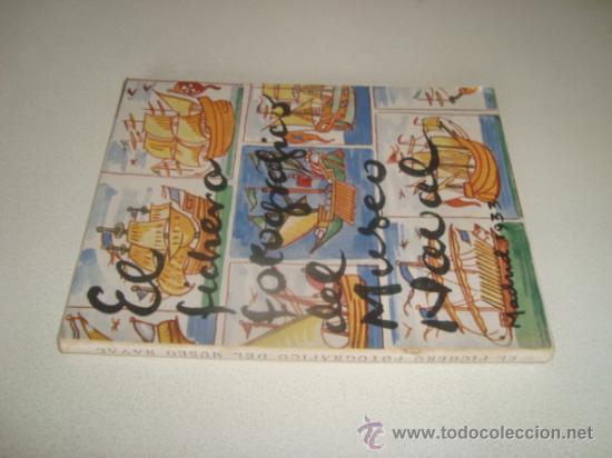 Libros antiguos: EL FICHERO FOTOGRÁFICO DEL MUSEO NAVAL. MADRID 1933 - Foto 11 - 31810522