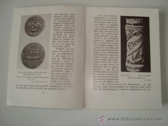 Libros antiguos: EL FICHERO FOTOGRÁFICO DEL MUSEO NAVAL. MADRID 1933 - Foto 3 - 31810522