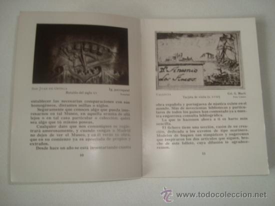 Libros antiguos: EL FICHERO FOTOGRÁFICO DEL MUSEO NAVAL. MADRID 1933 - Foto 5 - 31810522