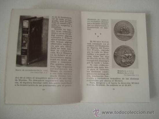 Libros antiguos: EL FICHERO FOTOGRÁFICO DEL MUSEO NAVAL. MADRID 1933 - Foto 6 - 31810522