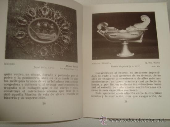 Libros antiguos: EL FICHERO FOTOGRÁFICO DEL MUSEO NAVAL. MADRID 1933 - Foto 7 - 31810522