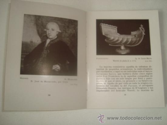 Libros antiguos: EL FICHERO FOTOGRÁFICO DEL MUSEO NAVAL. MADRID 1933 - Foto 8 - 31810522