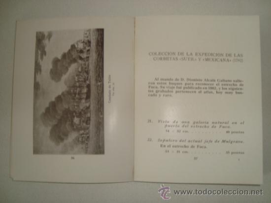 Libros antiguos: EL FICHERO FOTOGRÁFICO DEL MUSEO NAVAL. MADRID 1933 - Foto 9 - 31810522